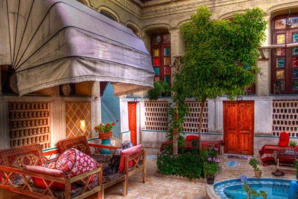 هتل-های-نزدیک-ارگ-کریم-خان شیراز