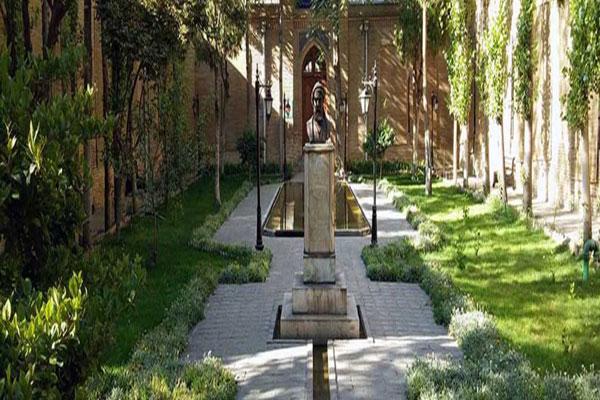 هتل های نزدیک باغ نگارستان تهران