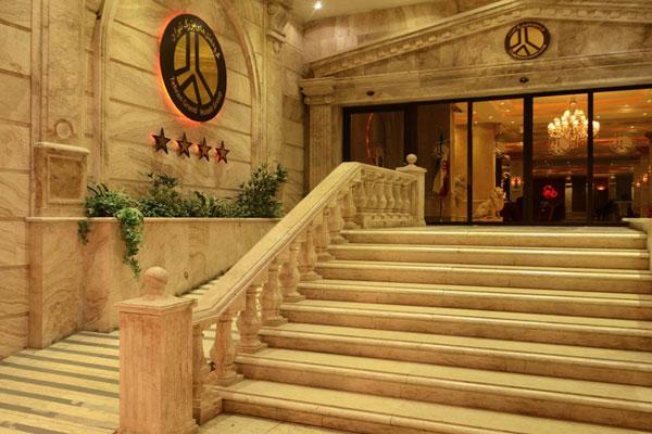 هتل های نزدیک خیابان ولیعصر تهران
