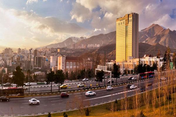 هتل های نزدیک دربند تهران