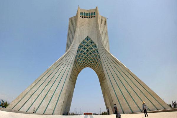 هتل های نزدیک برج آزادی تهران