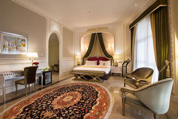 هتل های نزدیک نمایشگاه بین المللی تهران