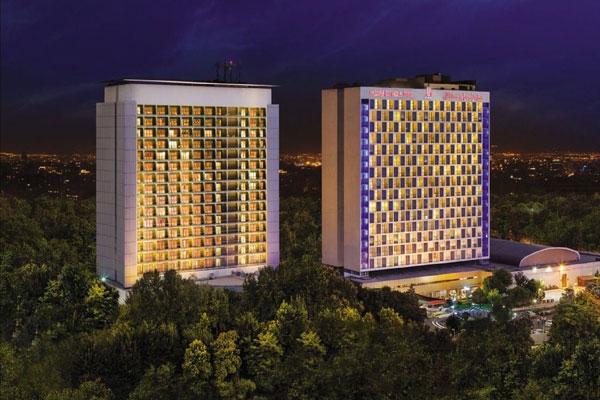 هتل های نزدیک پارک ملت تهران