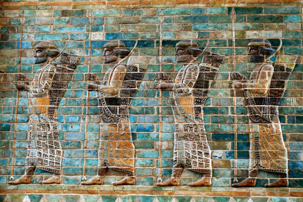 پرسپولیس-چگونه-ساخته-شد شیراز