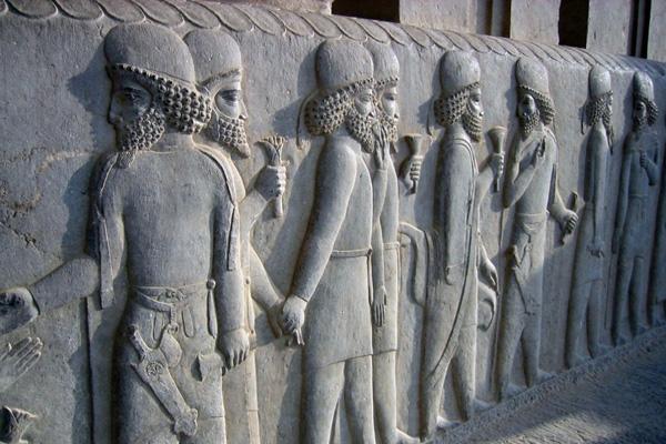 کاخ سه در شیراز