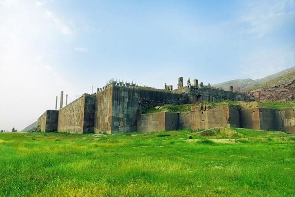 کاخ هدیش شیراز