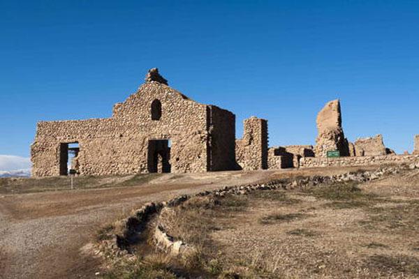 آثار تاریخی در تخت سلیمان کدامند