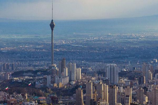 آدرس بام تهران در کجاست