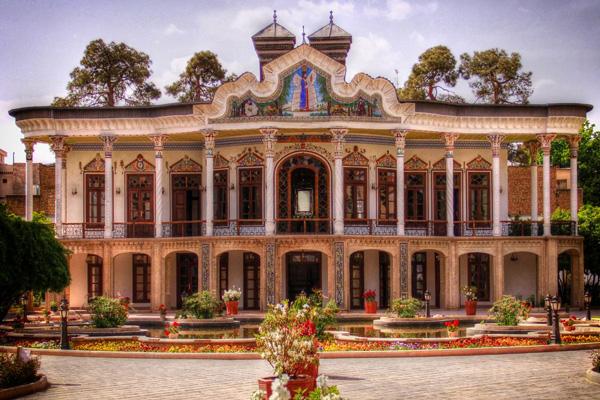 آدرس-عمارت-شاپوری شیراز