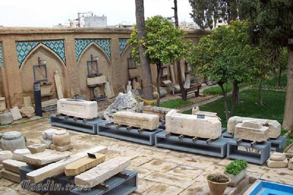 بازسازی-باغ-هفت-تنان شیراز