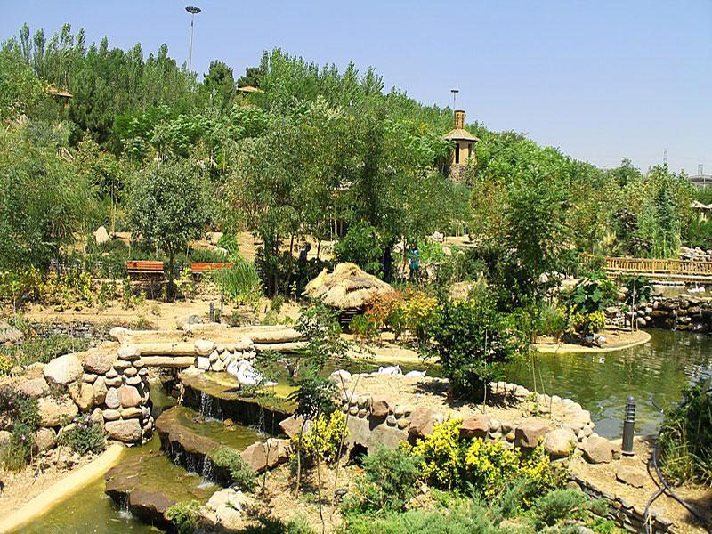 باغ تخصصی پرندگان تهران