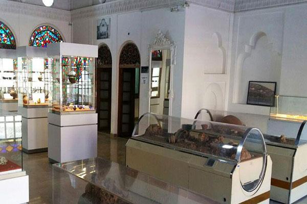 آشنایی با بخش های مختلف موزه ارومیه