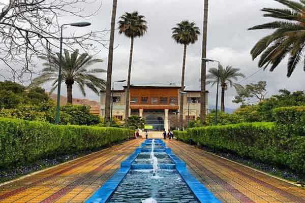 بهترین زمان بازدید از باغ دلگشا شیراز