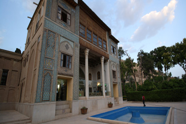 تاریخچه باغ دلگشا شیراز