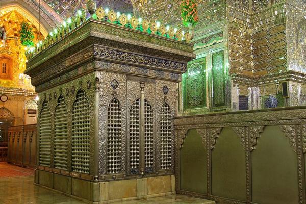 تاریخچه شاه چراغ شیراز