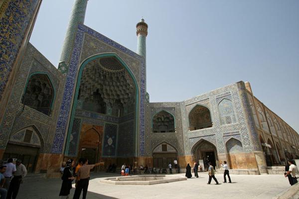 تاریخچه-مسجد-امام اصفهان