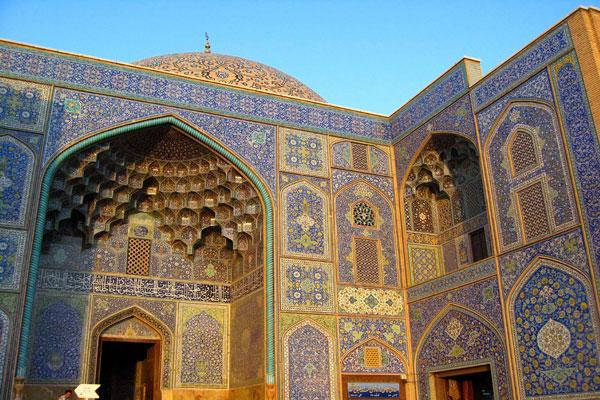 تاریخچه-مسجد-شیخ-لطف-الله اصفهان