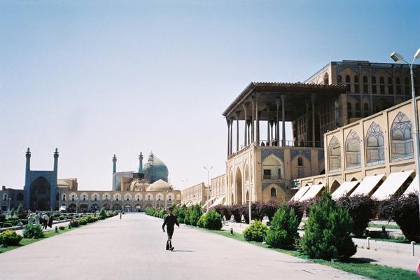 تاریچه-کاخ-عالی-قاپو اصفهان