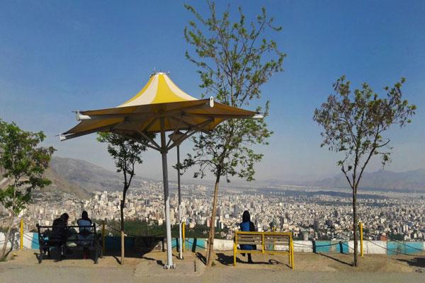 تفریحات بام تهران چیست