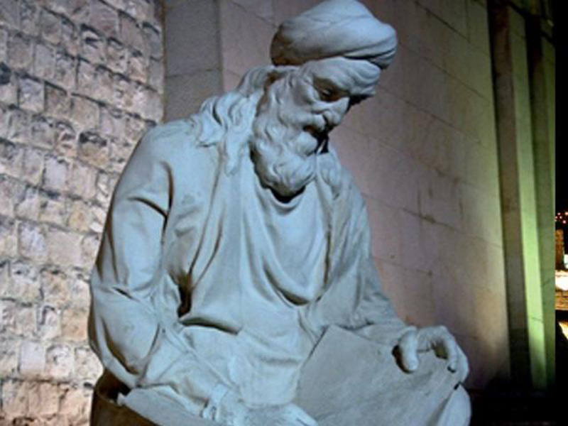 آرامگاه خواجو کرمانی اسطوره شعر و ادب فارسی