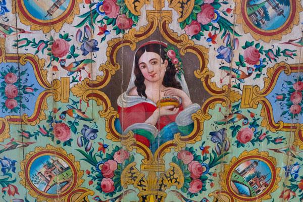 درباره نارنجستان قوام شیراز