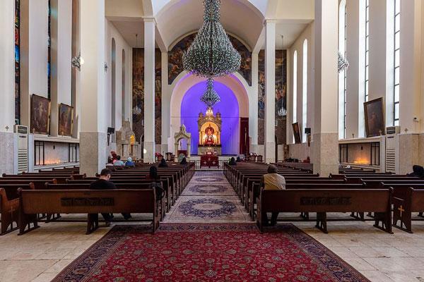 درباره کلیسای سرکیس مقدس چهئ می دانید
