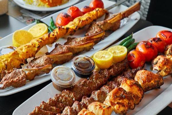 رستوران های نزدیک بام تهران