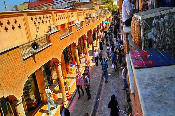 رستوران های نزدیک به خیابان ناصر خسرو