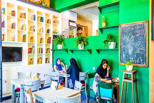 رستوران های نزدیک مجموعه تئاتر شهر تهران