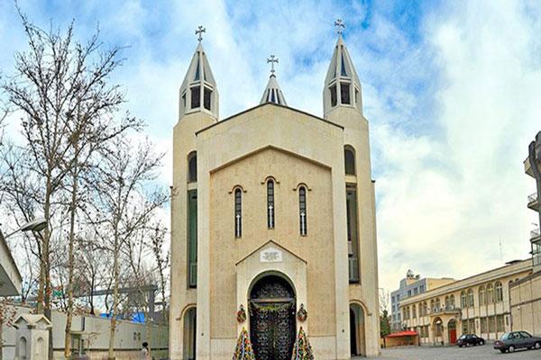 زمان بازدید از کلیسای سرکیس مقدس کی است