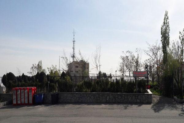 زمین تنیس تهران
