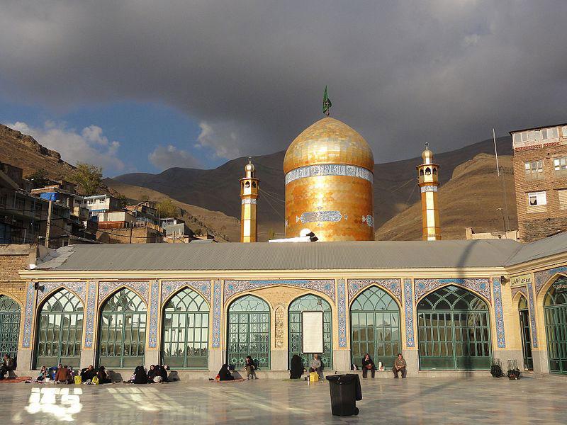 زیارتگاه امام زاده داوود در تهران