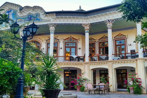 ساختار-عمارت-شاپوری شیراز