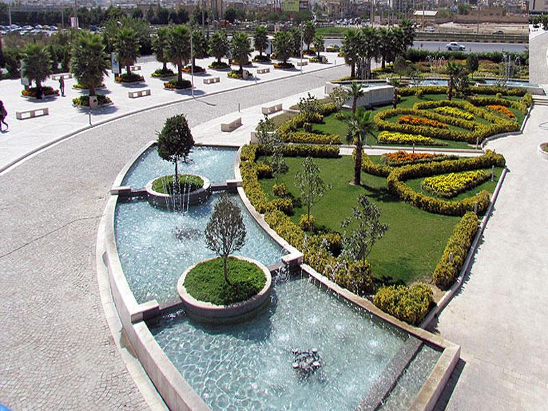 مجتمع خلیج فارس،مرکز خرید شهر شعر و ادب