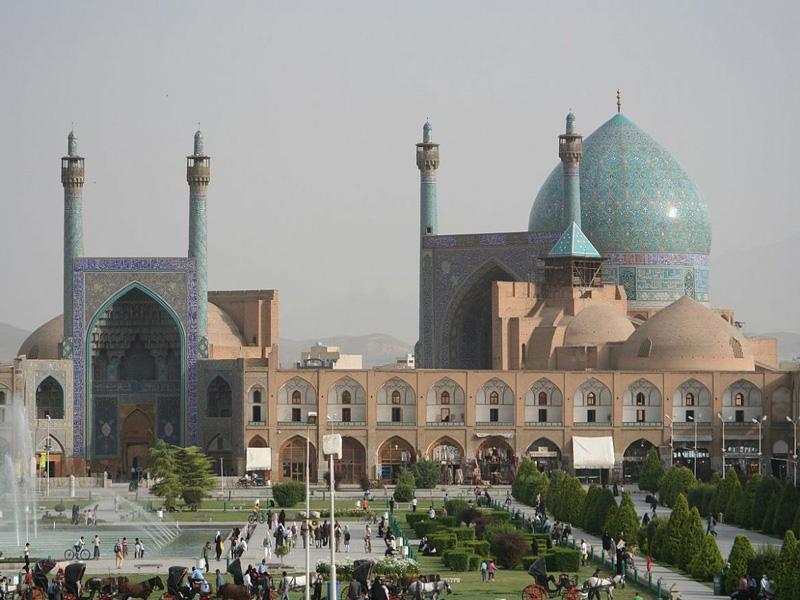مسجد-امام اصفهان