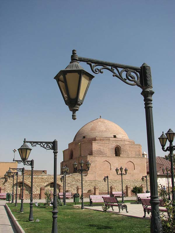 مسجد جامع ارومیه قدیمی ترین مسجد جامع شهر