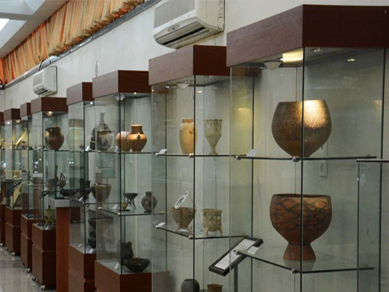 مشاهده ی گذر تاریخ در دومین موزه ملی ایران در ارومیه