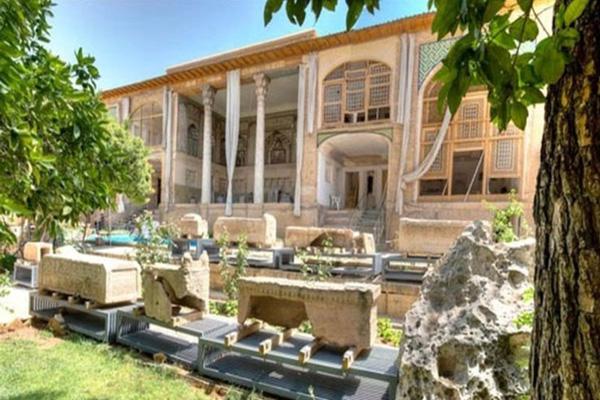 معماری-باغ-هفتتنان شیراز