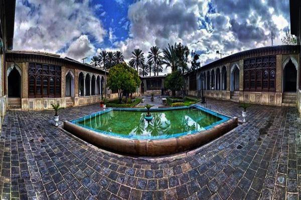 معماری-زینت-الملوک شیراز