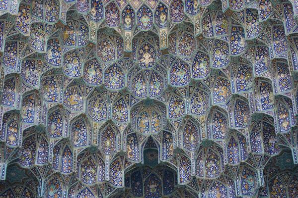 معماری-مسجد-امام اصفهان