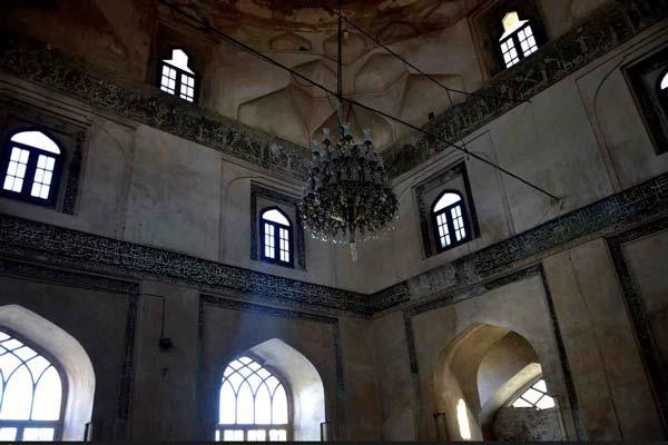 آشنایی با معماری مسجد جامع