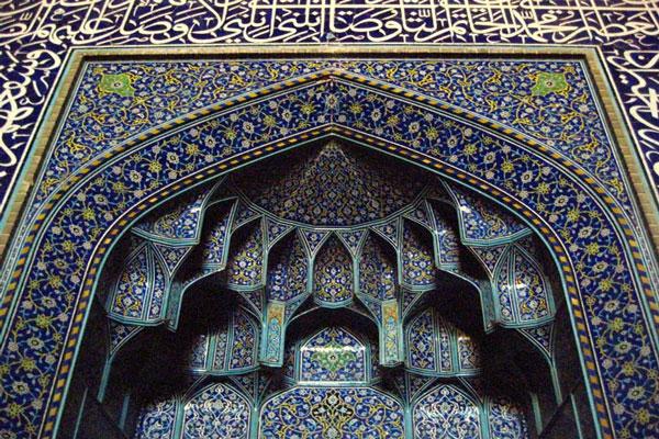 معماری-مسجد-شیخ-لطف-الله