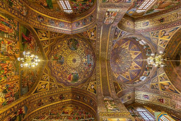 معماری-کلیسا-وانک اصفهان