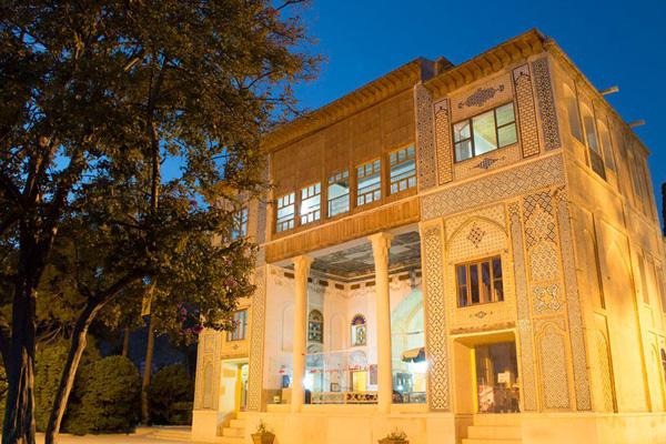 موزه ای در باغ دلگشا شیراز
