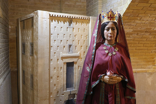 موزه-مشاهیر-زینت-الملوک شیراز