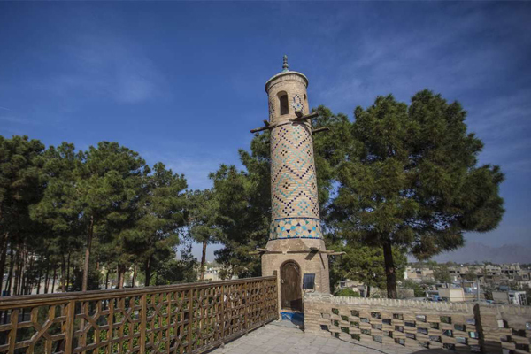 موقعیت-منار-جنان اصفهان