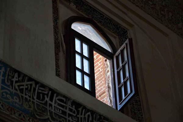 آشنایی با موقعیت مکانی مسجد جامع