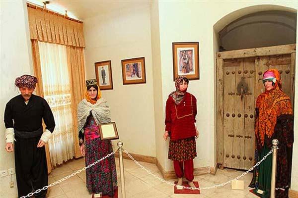 آشنایی با موقعیت مکانی موزه ارومیه