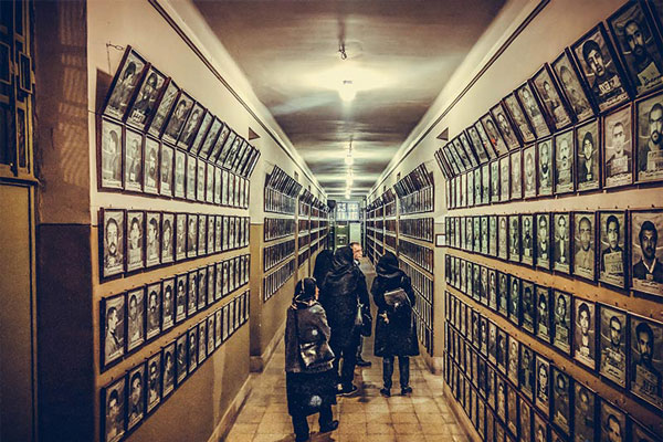 موقعیت مکانی موزه عبرت تهران