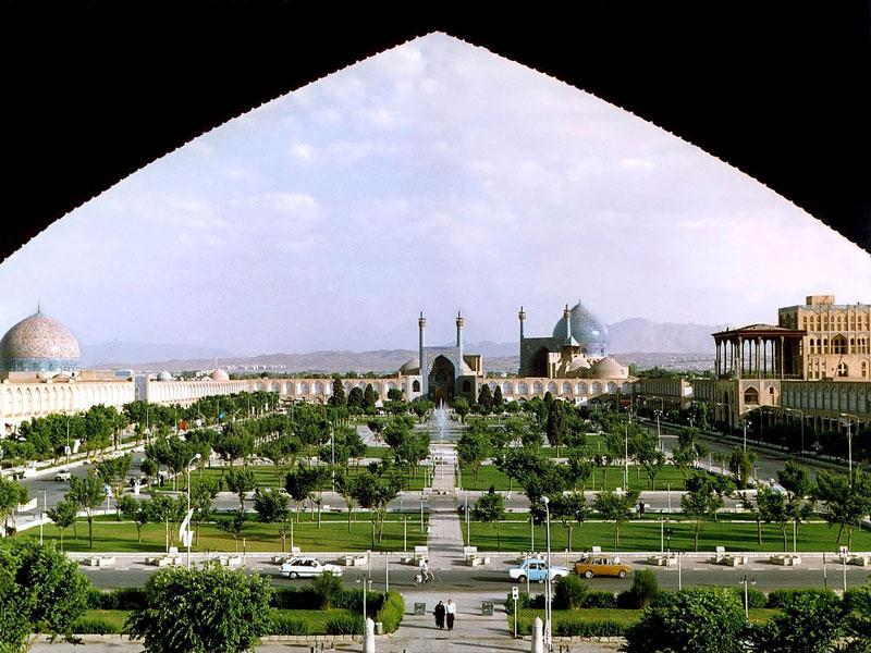 میدان-نقش-جهان اصفهان